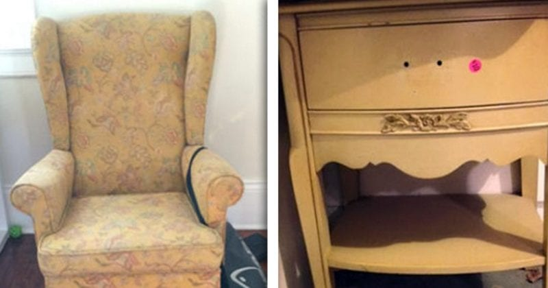 14 Of The Best Furniture Flip Projects And How To Do Them Yourself!
