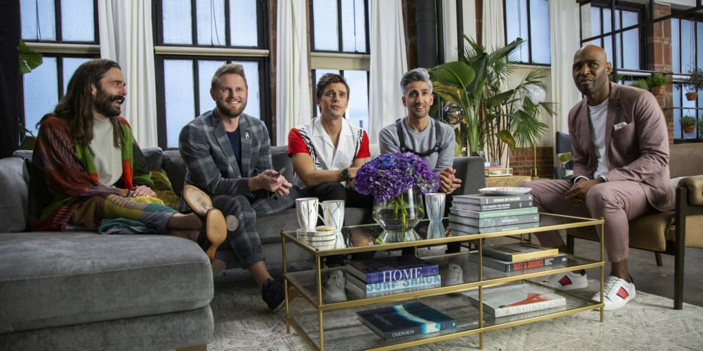 Queer Eye' serves more frothy fun, catharsis, and a French bulldog