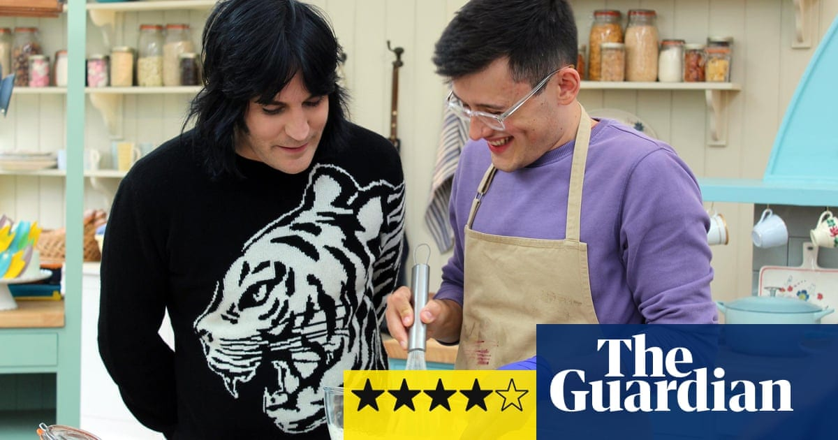 The Great British Bake Off review – sweet relief in these ...